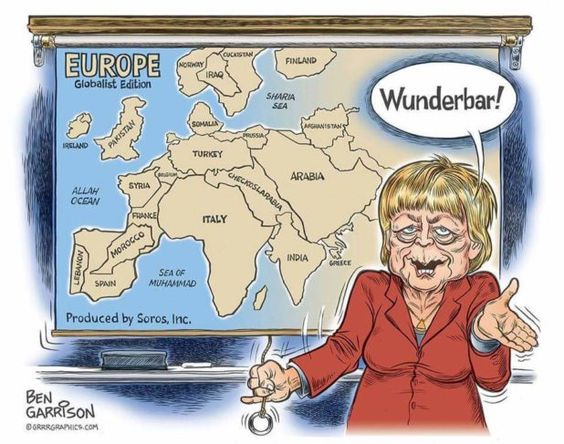 Germany is dissolving before our eyes