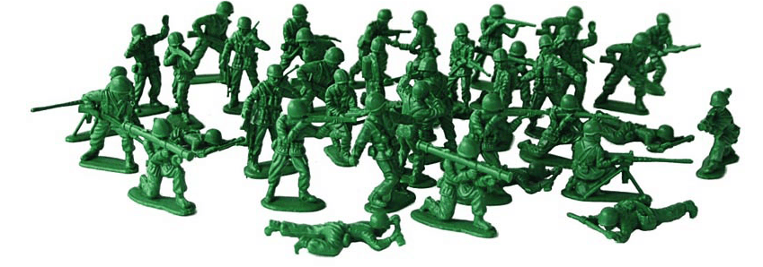 Russia's Little Green Men (Image Credit: FPRI)