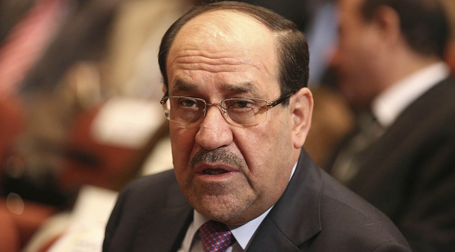 Iraqi Vice President Maliki. Click to enlarge