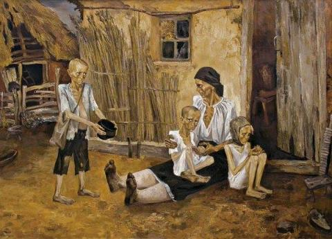 holodomor painting