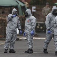The UK gov is manufacturing its nerve agent case for 'action' on Russia