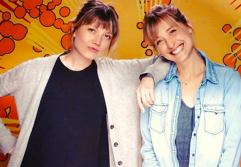 Nicki Clyne (left) and Allison Mack (right). They are believed to have been living with Raniere in Mexico at the time of the arrest. It was revealed last year that Mack was a high-ranking member who recruited at least 25 women into the cult. Click to enlarge