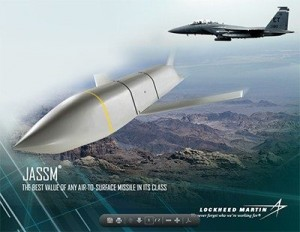 Jassm cruise missile. Click to enlarge