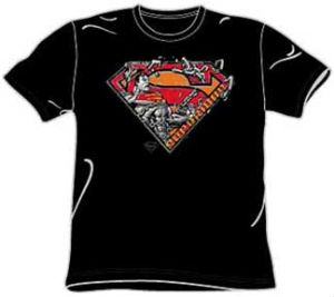 Break the Chain Superman Logo