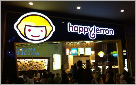 Happy Lemon at The Promenade
