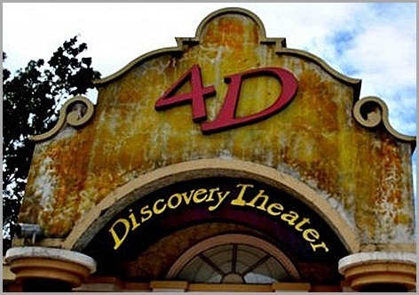 4D Discovery Theatre
