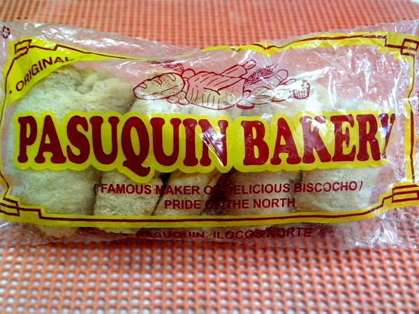 Pasuquin Toasted Biscocho