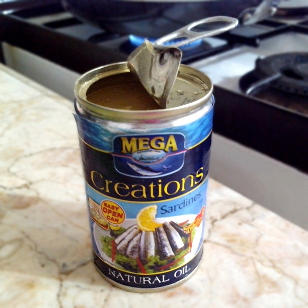 Easy open can