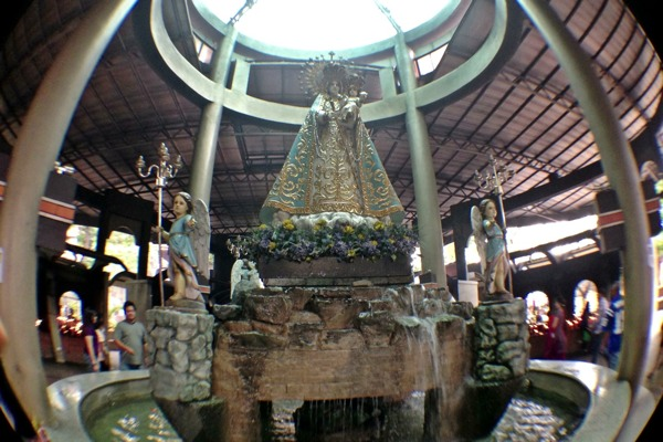 The Shrine Of Our Lady of the Rosary