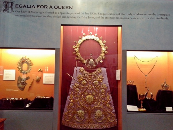 Regalia for a Queen