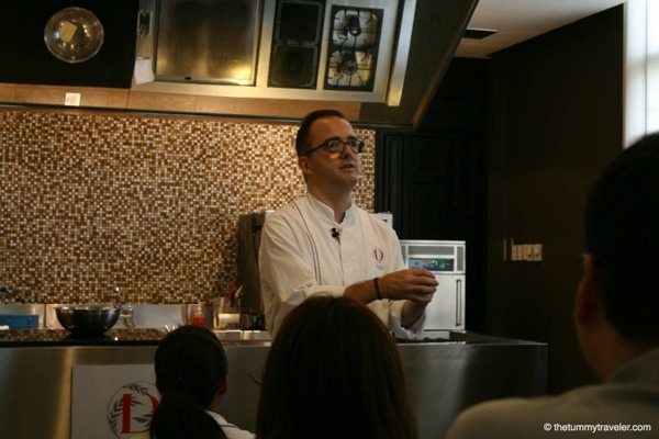 Chef Marc Chalopin