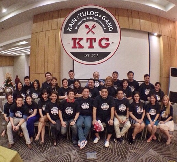 KTG Christmas Party 2014
