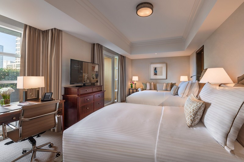 Discovery Primea, Makati Easter staycation package