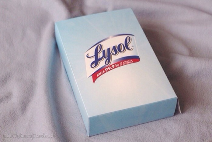 Lysol Germ Protection Hand Wipes