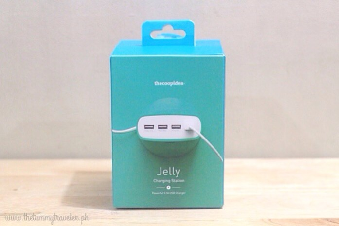Jelly Charging Station by thecoopidea
