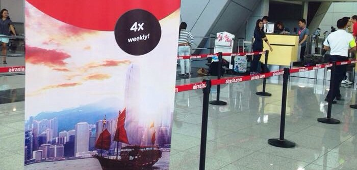 AirAsia Philippines Now Flies To Hong Kong