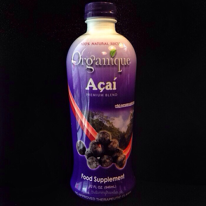 acai food supplement