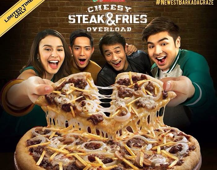 Greenwich Cheesy Steak and Fries Overload