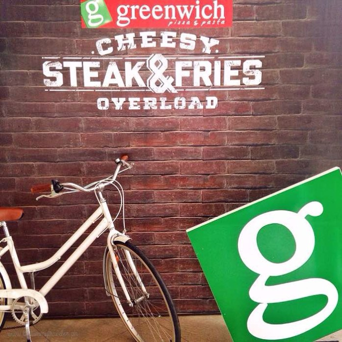 Greenwich Cheesy Steak and Fries Overload - #NewestBarkadaCraze