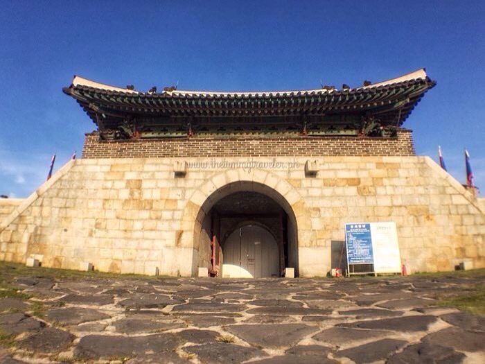 Historical Palaces in South Korea - Suwon Hwaseong Fortress - Seoul