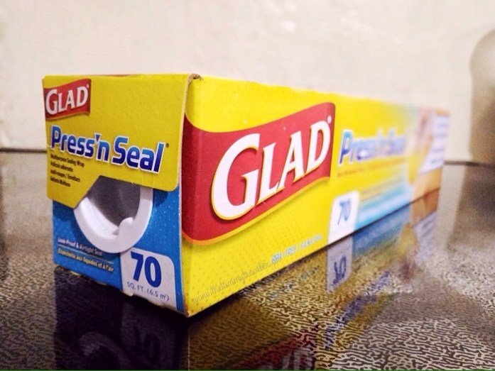 Glad - Glad Press 'n Seal - Glad Storage Zipper Bag - Glad Cling Wrap