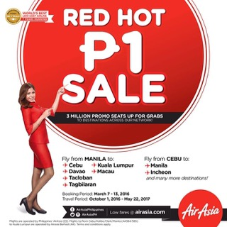 Red Hot P1 Sale
