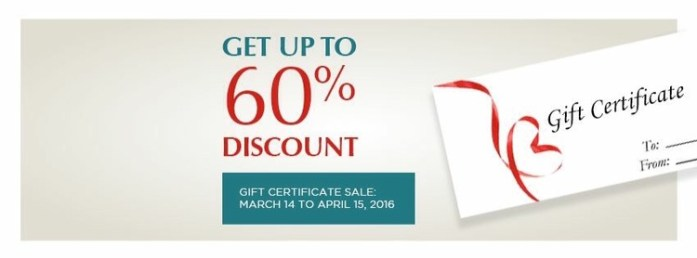 F1 Hotel Manila - Gift Certificate Sale - F All-Day Dining