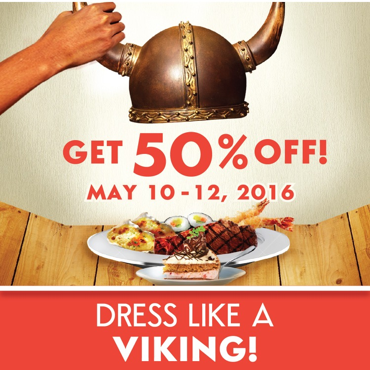 Vikings Cebu - Vikings Luxury Buffet