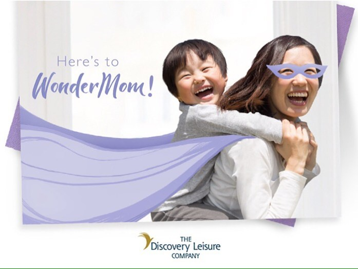 The Discovery Leisure Company - TDLCI - Mother's Day 2016 - Discovery Suites, Discovery Primea - Discovery Shores - Discovery Country Suites - Club Paradise