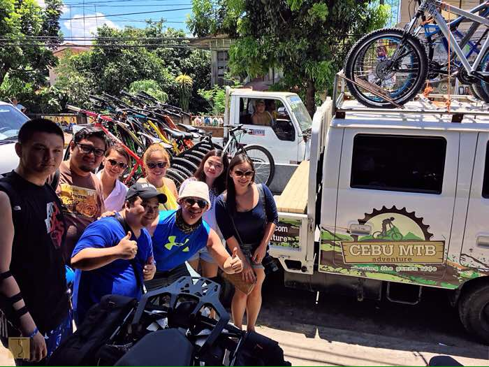 Cebu Mountain Bike Adventure - Cebu -Philippines