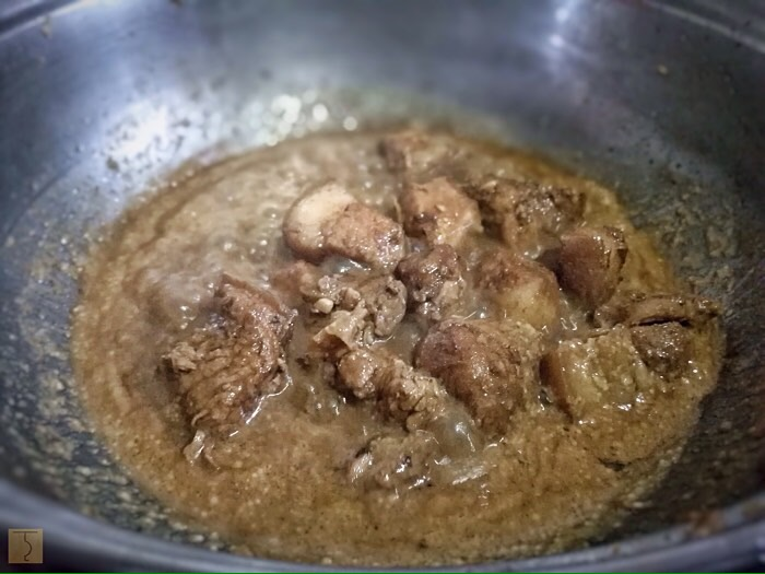 Nestle Create With Cream - Creamy Pork Adobo - Dreyfus Cuisine
