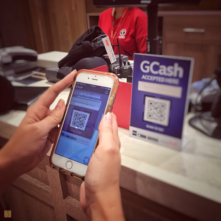 Go Cashless with GCash and Bench!