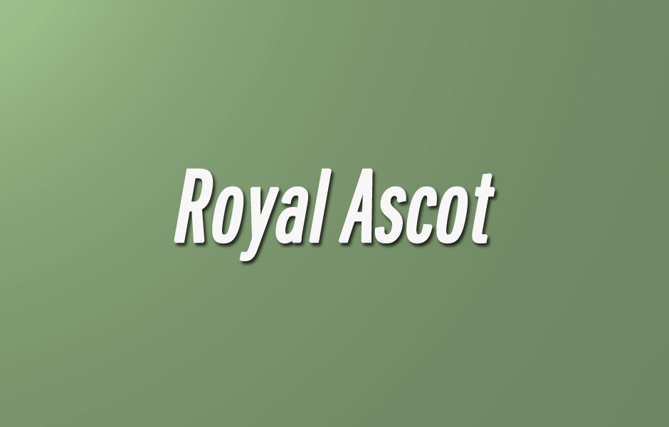 Royal Ascot Report for June 18, 2015