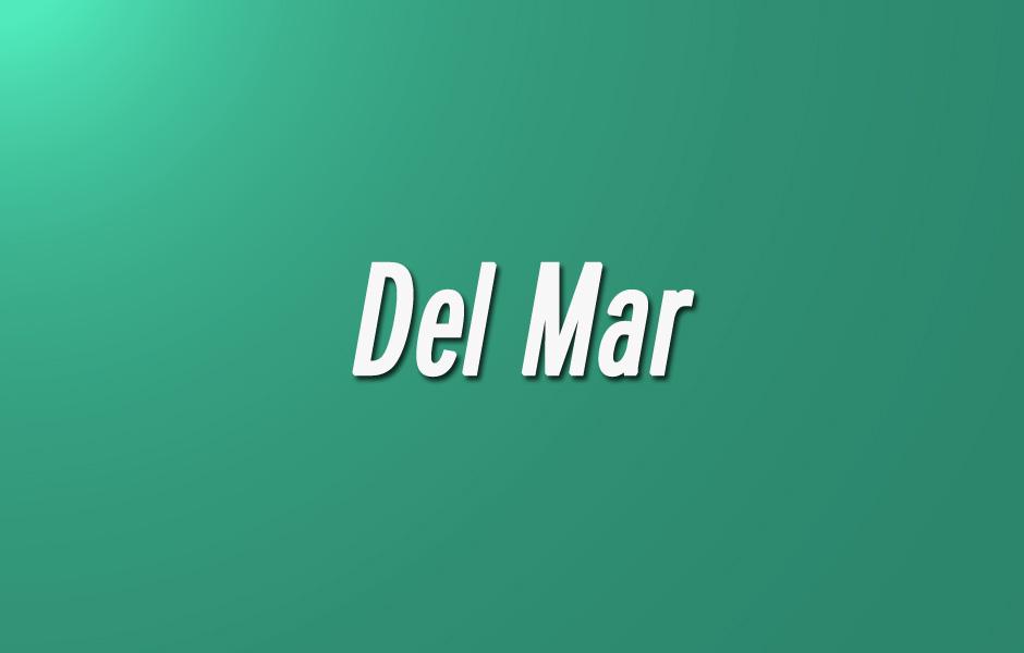 2yos Highlight Friday Card at Del Mar