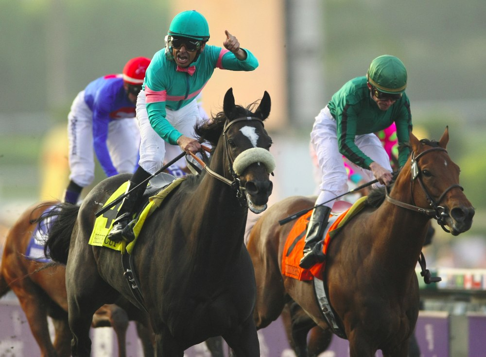 Ziconic Returns to the Work Tab at Saratoga