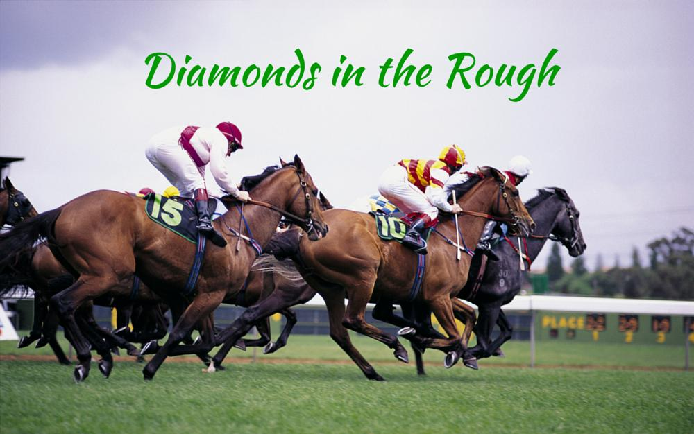 Diamonds in the Rough: August 9, 2015