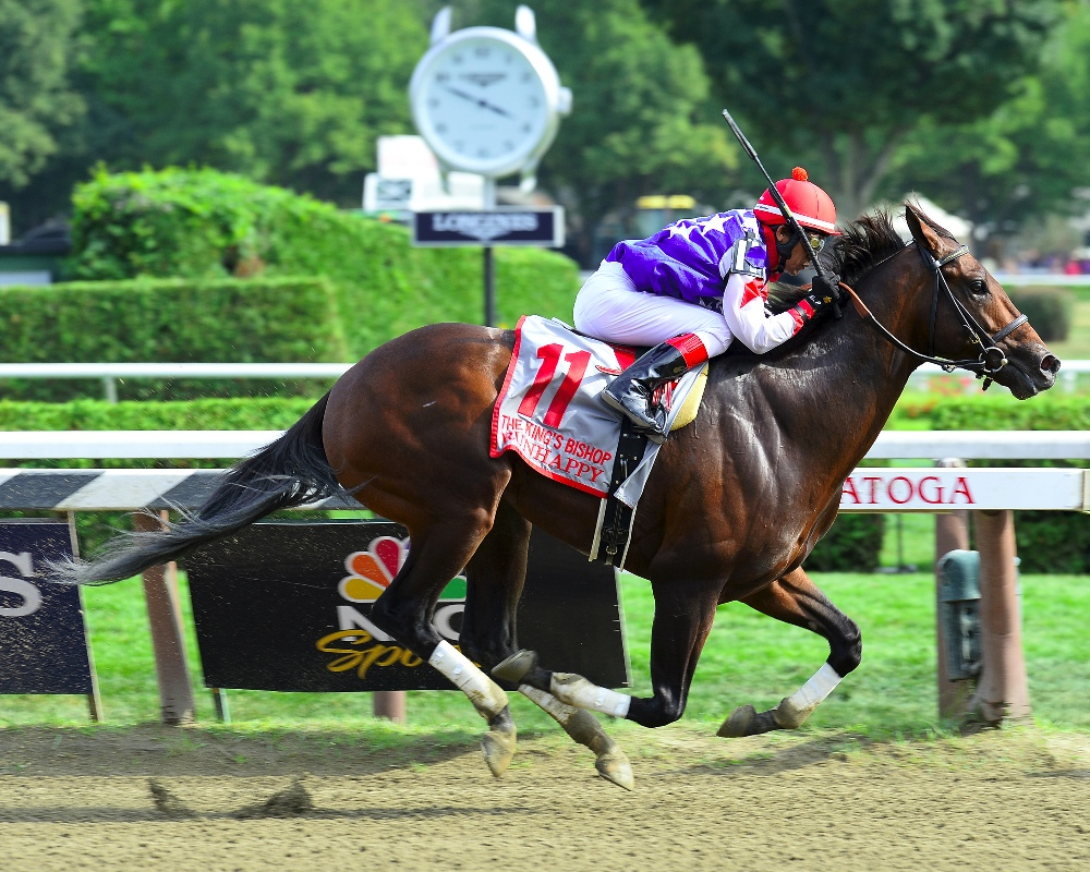 Could Runhappy Be the Best Sprinter in the U.S.?