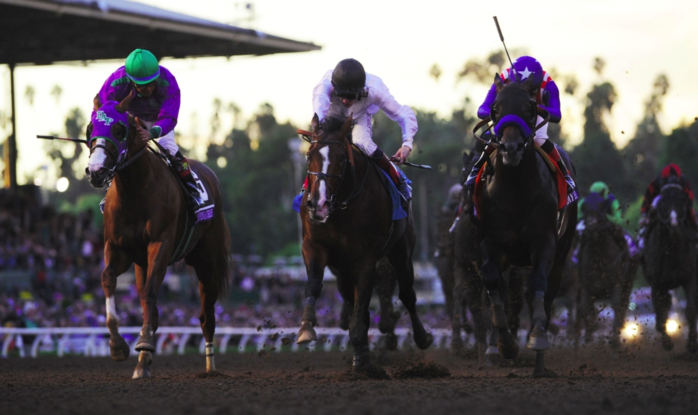 California Chrome Targets 2016 Pacific Classic