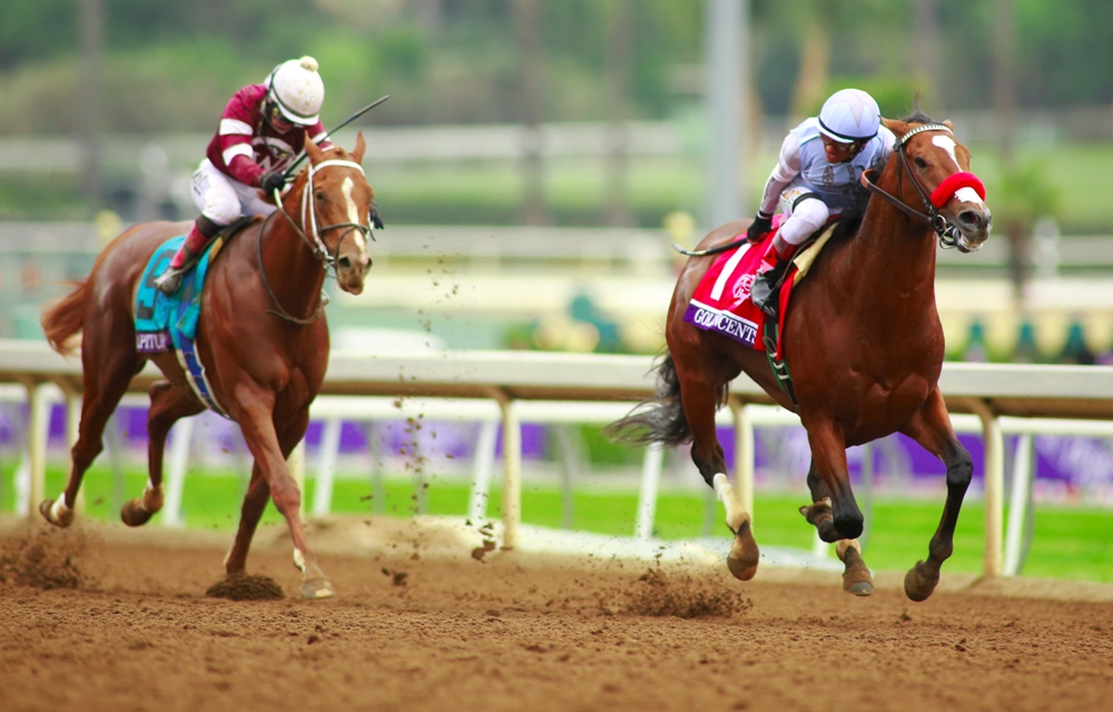 Daily Replay: The 2014 Breeders' Cup Dirt Mile