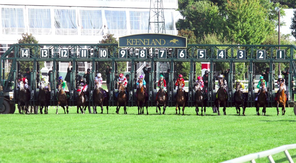 Uncle Brennie Will Bypass Breeders' Cup Juvenile Turf