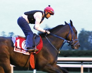 Mongolian Saturday | Morning Training | Keeneland Race Course |