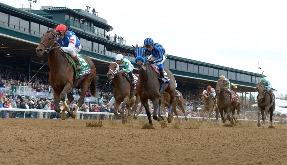 2016 Breeders' Cup Dirt Mile Pre-Entries