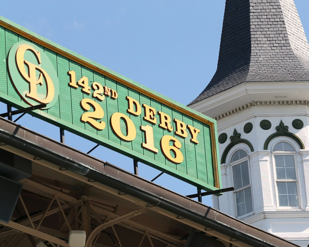 2016 Kentucky Derby Prep Race Replay Center