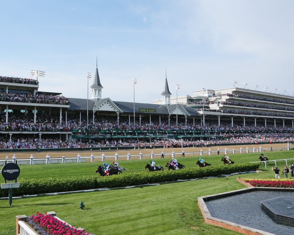 4 Longshots to Consider in Kentucky Derby Future Wager Pool #2