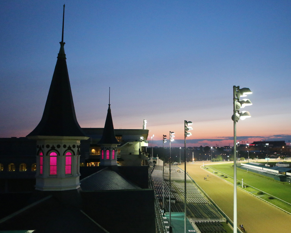 Keeler Johnson's Kentucky Oaks Super Six: March 29, 2017