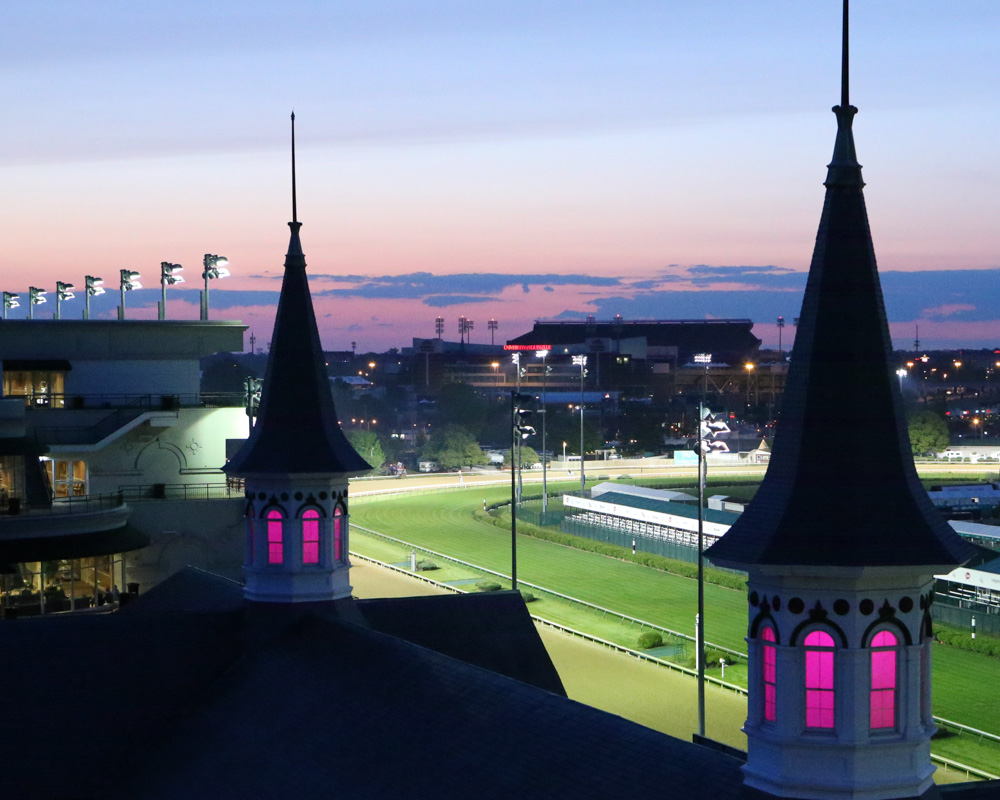 Sam F. Davis Replaces Grey Stakes in 'Road to the Kentucky Derby' Series