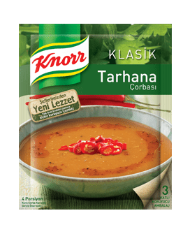 Tarhana Çorbası - Turkish Soup