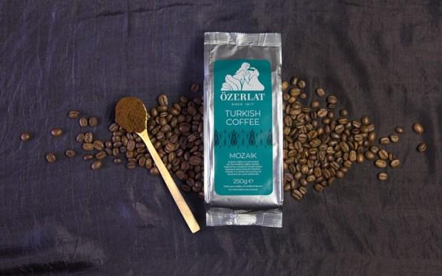 best turkish coffee brands, Özerlat turkish coffee