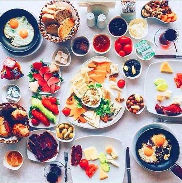 Turkish breakfast, breakfast in turkey