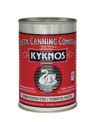 Double concentrate Tomato Paste Kyknos, tomato paste, tomato paste kyknos, buy kyknos, buy kyknos tomato paste, kyknos online, kyknos tomato paste online